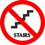 no_stairs_sign